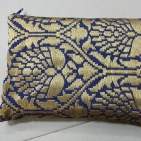 Jacquard Coin Purse