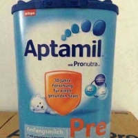 Aptamil and Nutrilon Baby Milk