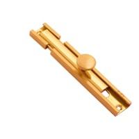 Brass Half Round Cabinet Stopper