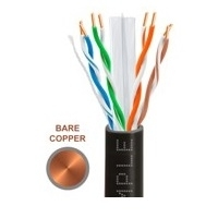 CAT-6 :4 Pair Copper Wire With Separator