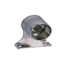 Brass Bend Pipe Socket