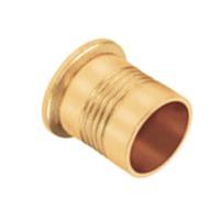 Brass Plate Pipe Socket