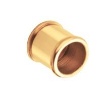 Brass 3-Pcs Pipe Socket