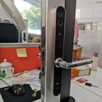 Smart Digital Door Lock  -  St3  (5 - In - 1)