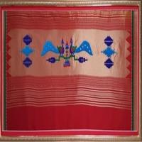 Paithani Style Fabric
