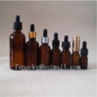 Amber Glass Essential Oil
