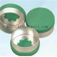 Aluminium Plastic Multi-cap Used For Glass Vial