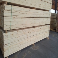 Dimensional Softwood Pine Lumber