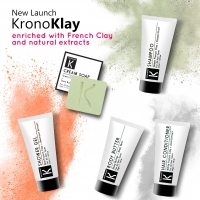 French Clay Based Bath And Body Products
