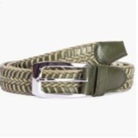Lux Brown Belt