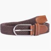 Red Double Tone Belt