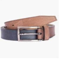 Brown Woven Belt