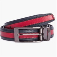 Navy Red Belt