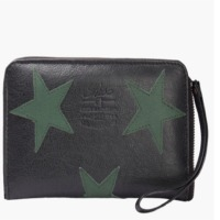 Green Star Purse