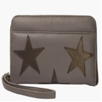 Pine Bark Star Purse