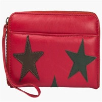 Red Love Purse