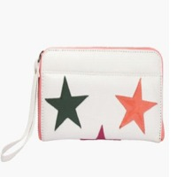 Snowy Star Purse