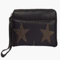 Mettalic Star Purse