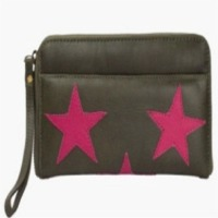 Hot Pink Star Purse