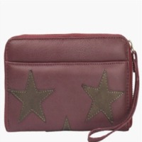 Mauve Star Purse