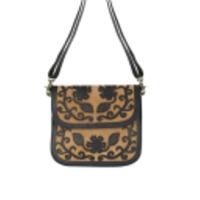 Applique Crossbody Bag