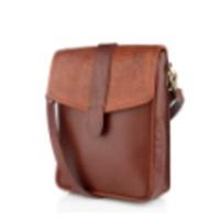 Brown Stone Crossbody Bags
