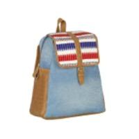 Blue Ikhat Backpack