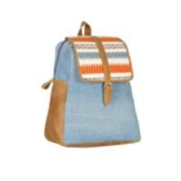 Orange Ikhat Backpack