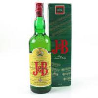 Alcoholic Beverage J & B Whisky