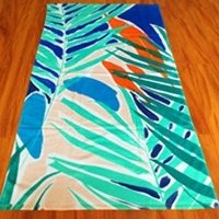 Hot Sale 2020 Spring 100% Cotton Beach Towel