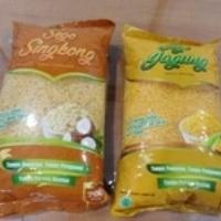 Cassava Rice And Corn Rice