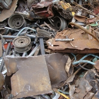 Metal Scrap 304 Stainless Steel Scrap, HMS1&2