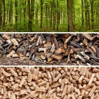 Wood Pellets/Biomass (Large Quantities)