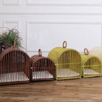 Rattan Pet House/ Water Hyacinth Cat House