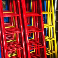 Vietnam Bamboo Ladder/bamboo Tower Ladder