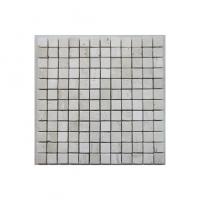 Silk Tumbled Travertine Mosaic