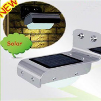 Solar PIR Sensor Light