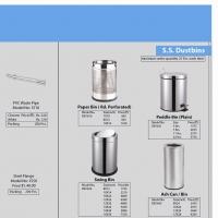 Stainless Steel Dust Bins