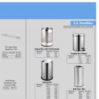 Waste Bin (Stainless Steel)