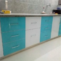 PVC Furniture For Kitchen Interior