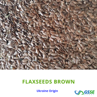 Flaxseeds Brown