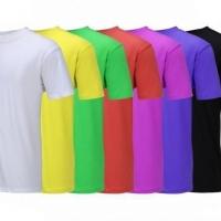 Plain Dyed T-Shirt