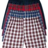 Cotton High Comfort Woven Men's Shorts