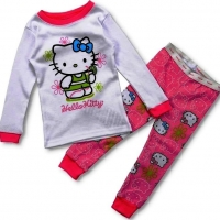 Knitted Pajamas Sleep Wear