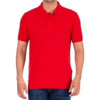 Collor Red T-Shirt
