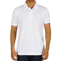 White Proffesional Polo T-Shirt