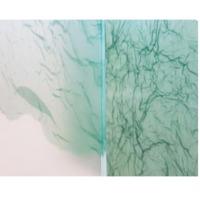 Stoff Fabric Decorative Glass