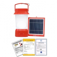 G1 Solar Powered Lantern And Phone Charger