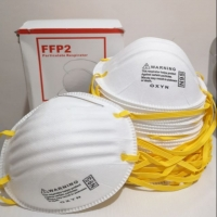 Disposable 3ply FFP3 N95 Respirators Face Mask