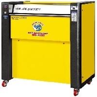 Mat Wash Vacuum Dryer
